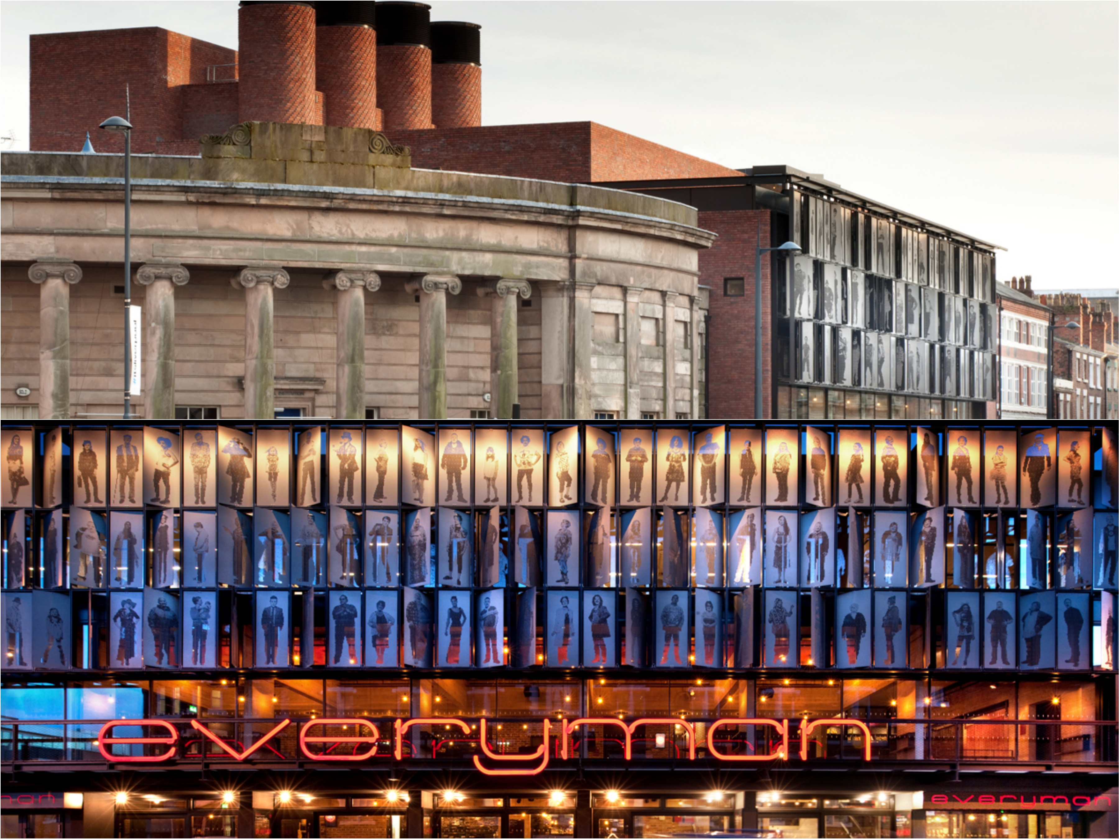 Everyman Theatre Liverpool Sterling Prize