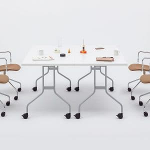 four person foldable table