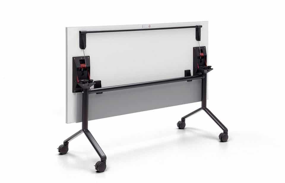 Folding table action