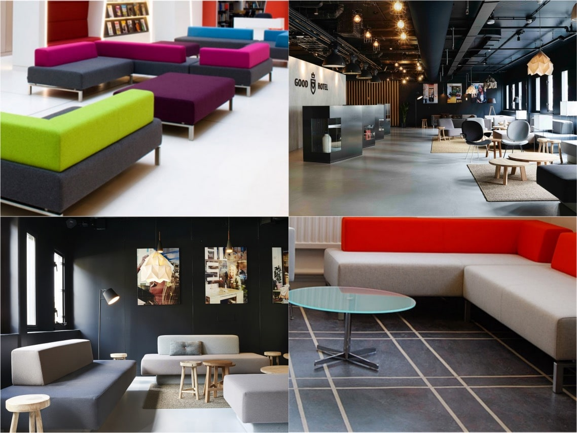 Good Hotel Amsterdam lounge1