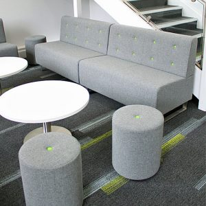 Grey Modular Seating