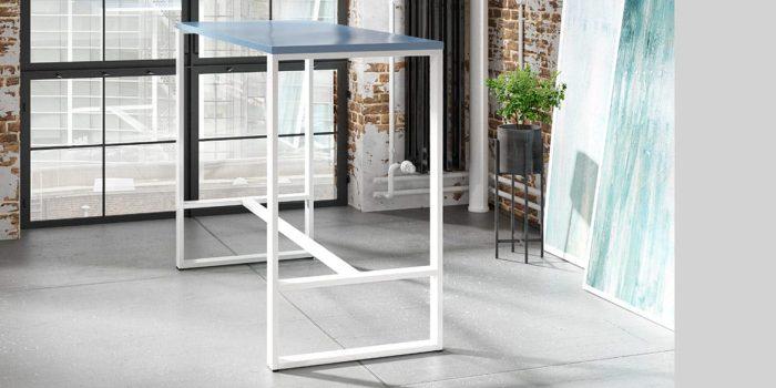 High Canteen Table