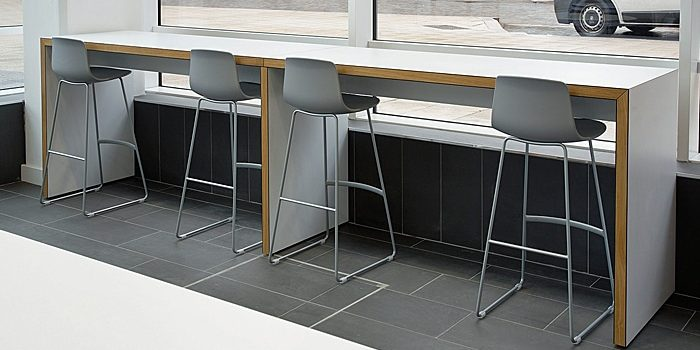 High Canteen Tables