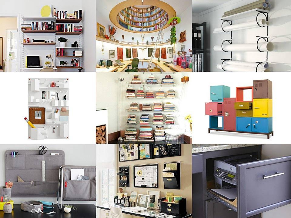 Home office Storage-ideas