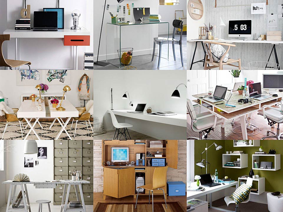 Home office furnishings ideas