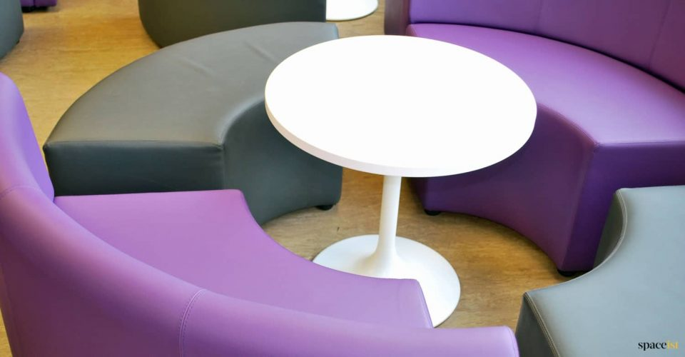 vinyl seating for youth club