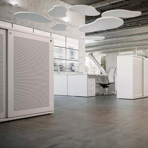 How can storage help to personalise workspaces?