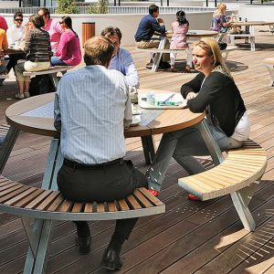 How to choose outdoor cafe tables and chairs