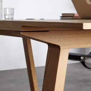 If flexibility is key, consider two smaller tables or additional folding ones