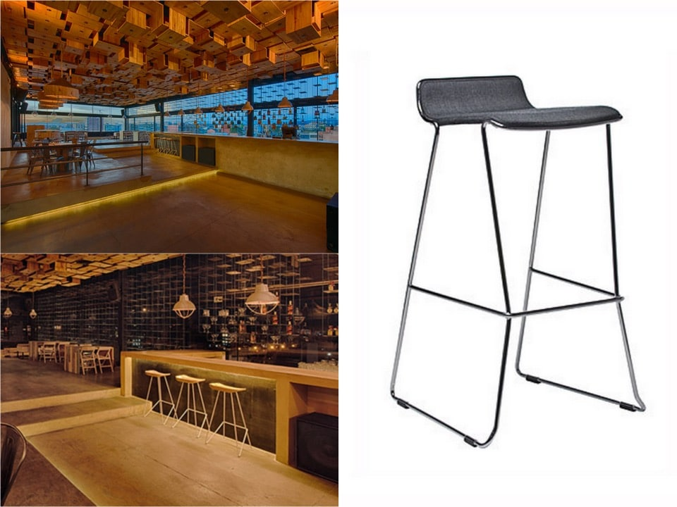 Image3 El Fabuloso bar by MEMA architects Bogota Colombia Spaceist
