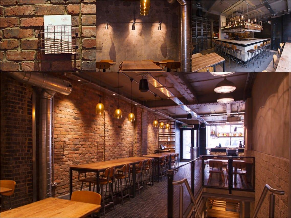 Imli Street restaurant by B3 Designers London Spaceist blogpost