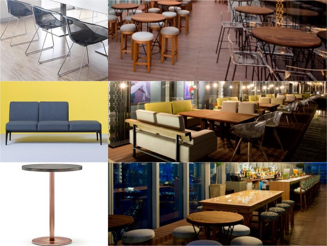 Iris rooftop bar restaurant dubai inspiration spaceist blogpost