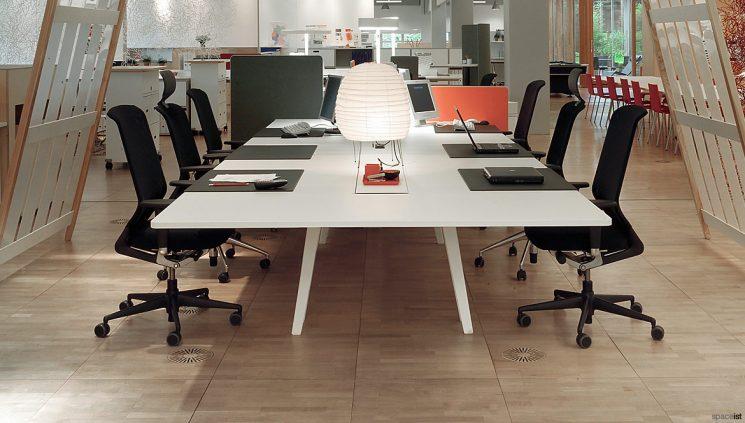 6 Person Desk