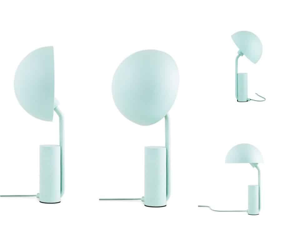 Lamps Cap TableLamp norman Spaceist