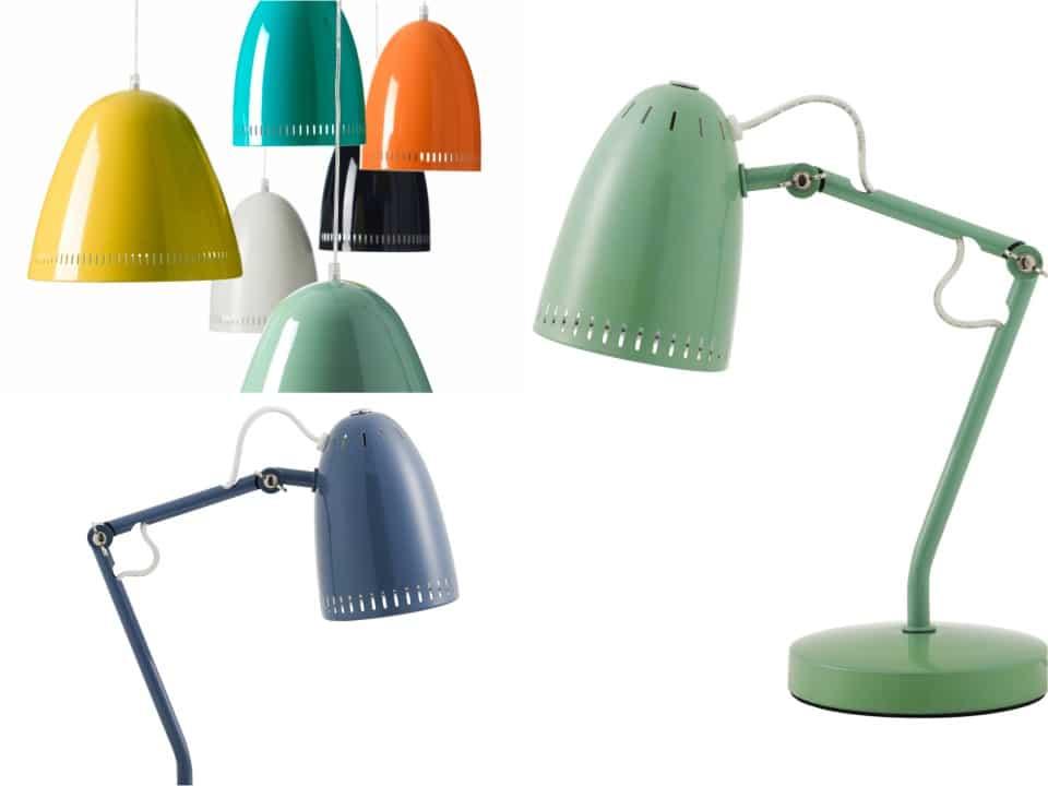 Lamps dynamo lamps