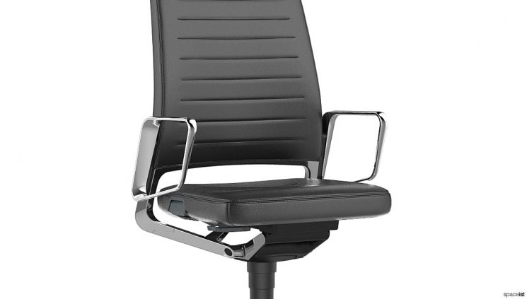 Leather Driectors Chair