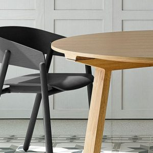 Leave sufficient clearance around the table