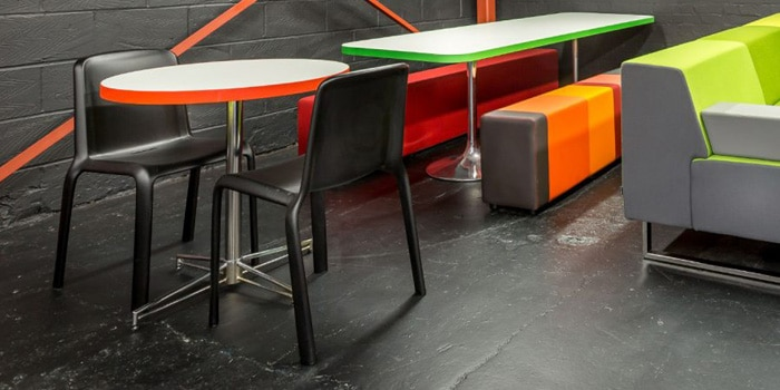 Looking for colourful & funky cafe furniture