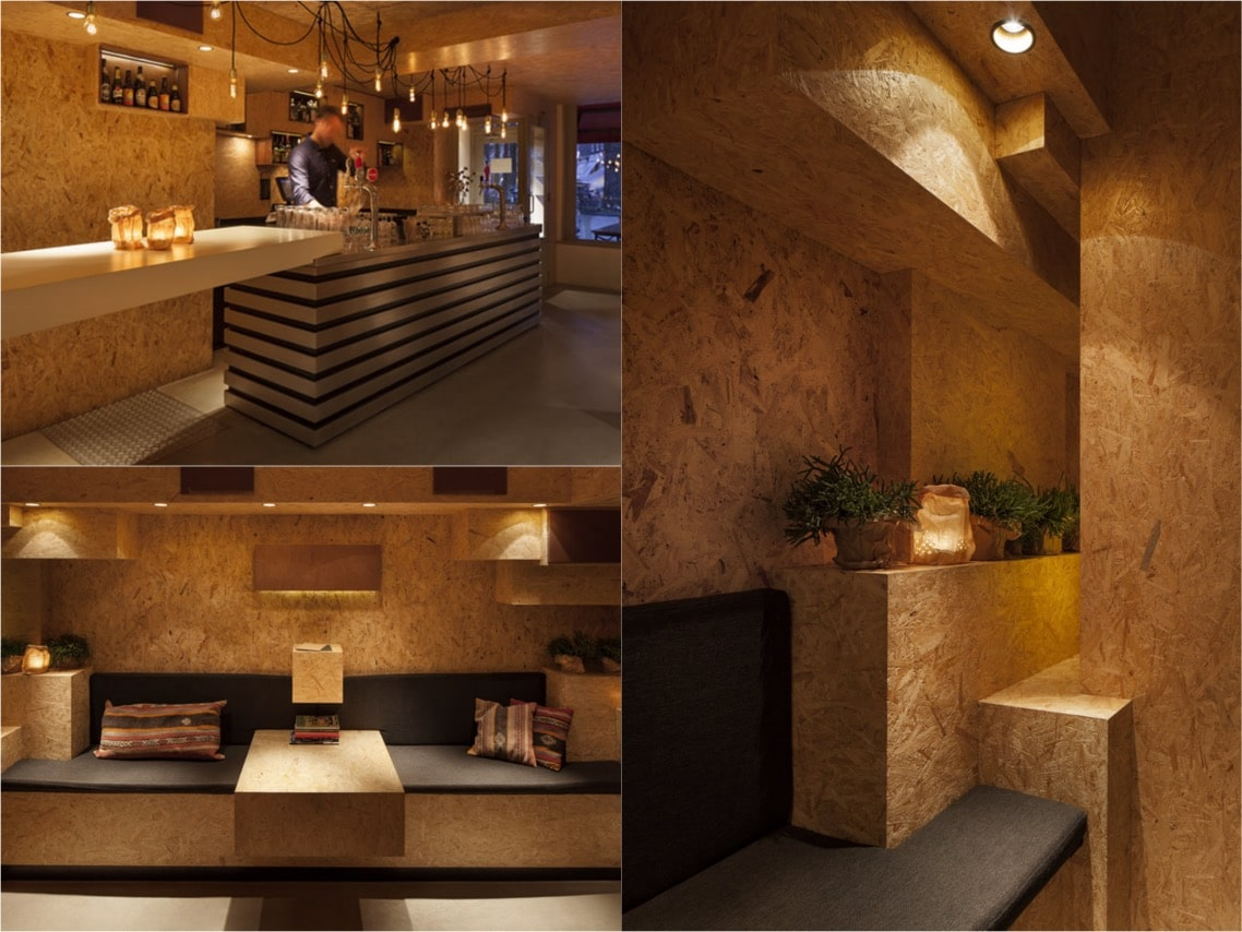 Osb Impressive Interiors Show How To Adopt To This Material