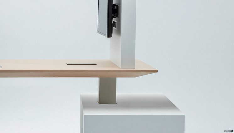 Meeting Table with Screen