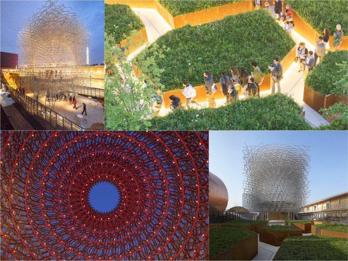 Milan expo 15 UKNI Pavilion spaceist blogpost