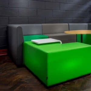 Modern furniture solutions for colleges and libraries