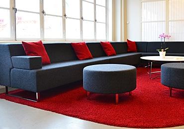 Modular Reception Sofas