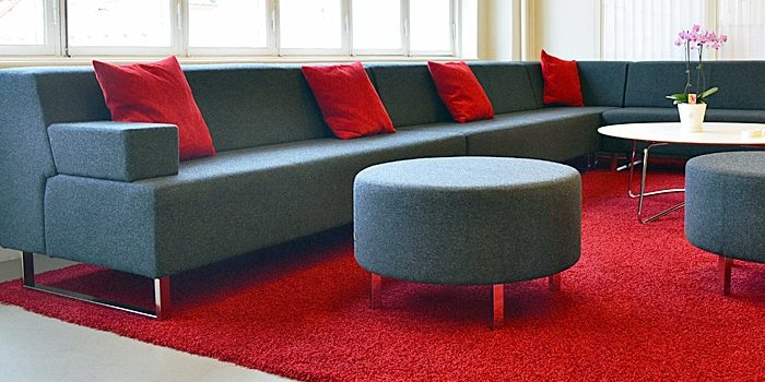 Modualr Reception Sofas