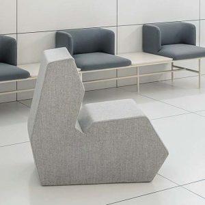 Multitasking furniture for informal spaces