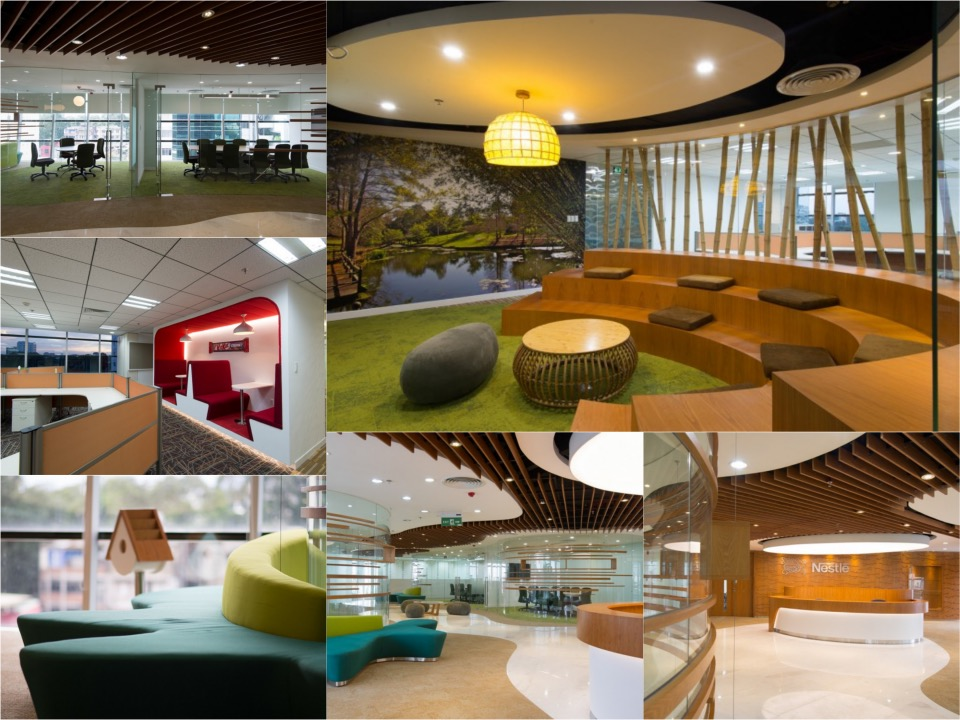 Nestle offices Ho Chi Mihn city Spaceist blogpost