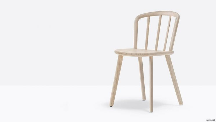 Wood Ash Cafe Chair