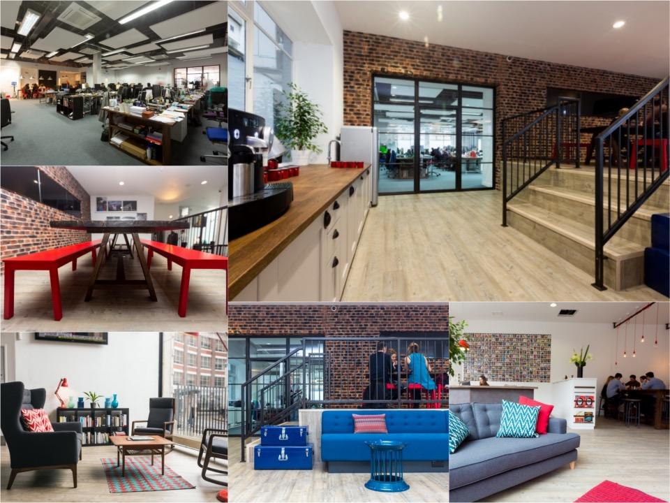 OMD UK media offices spaceist blogpost