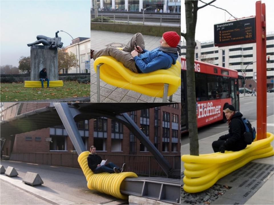 Oliver Show street furniture Spaceist blogpost