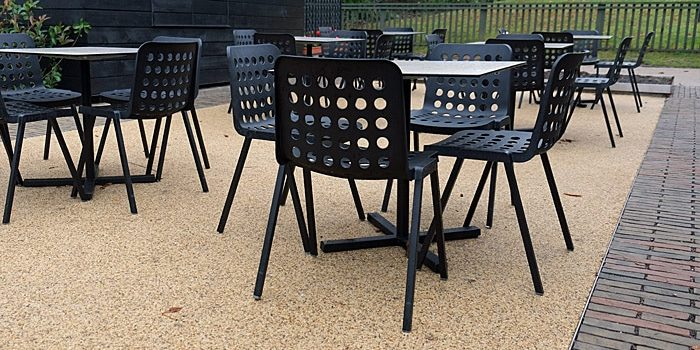 Outdoor Cafe Furniture