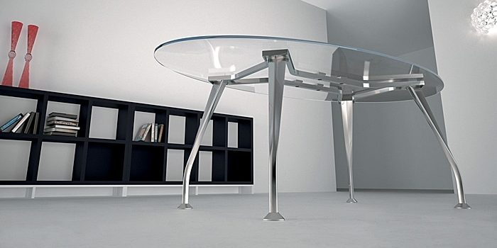 Oval Meeting Tables