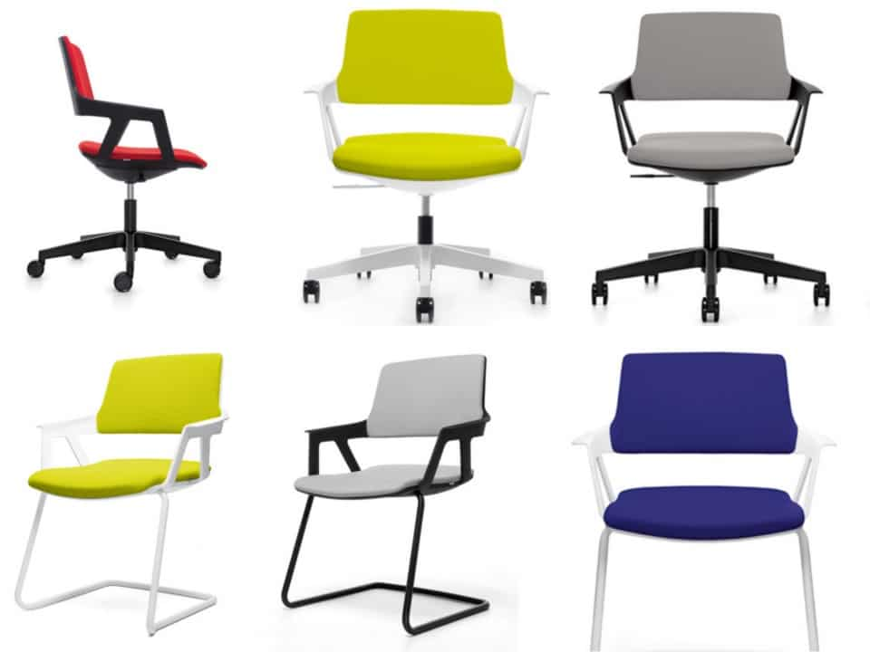 Ovy meeting chairs Spaceist