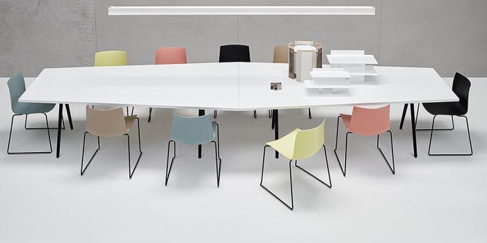 Pastel Meeting Chair