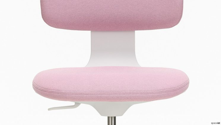 Pink Meeting Chair