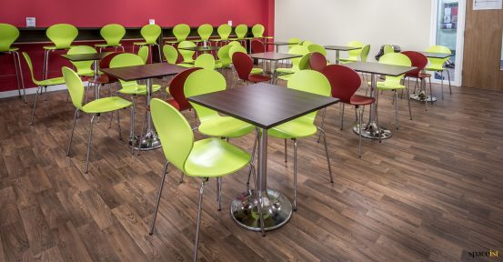 Canteen furniture London