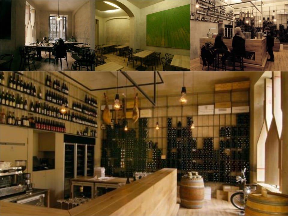 RED Pif wine restaurant Prague Spaceist blogpost