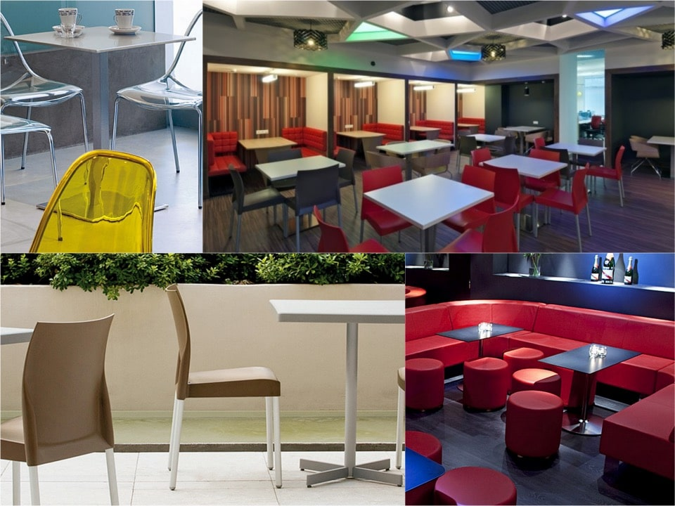ROLF office canteen spaceist blogpost