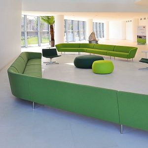 What types of office sofas are there?