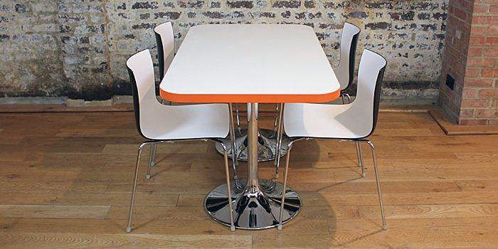 Retangular Cafe Tables