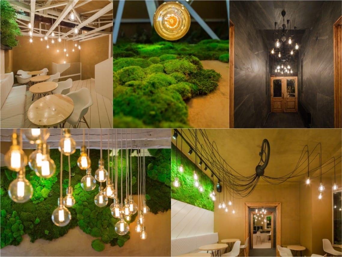 SHIFT Restaurant Bucharest luxury interiors spaceist blogpost
