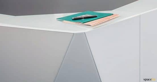 Alps desk closeup