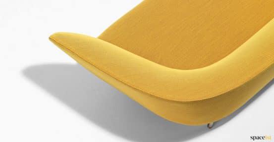 Loop sofa closeup
