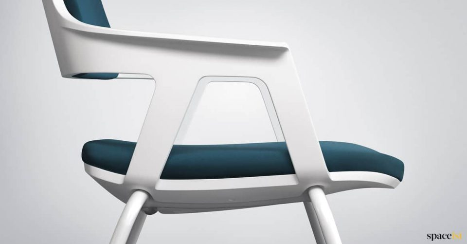 meeting chair closeup with arms