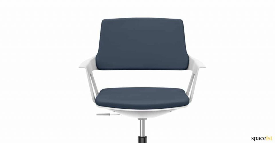 desk chair with arms and height adjustment