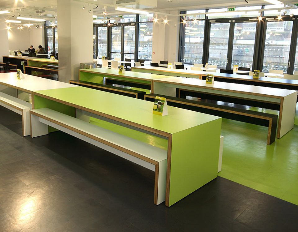 School and College Dining Furniture
