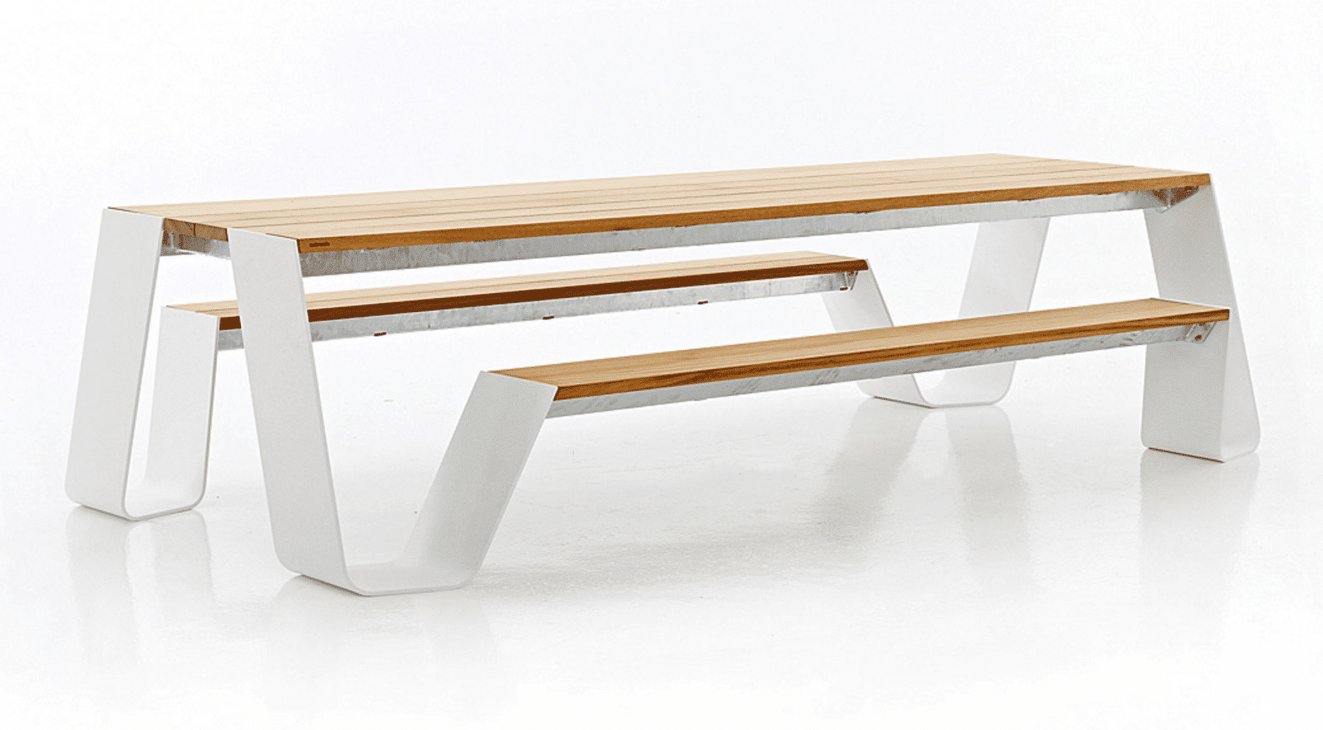 Spaceist Hoop picnic bench table